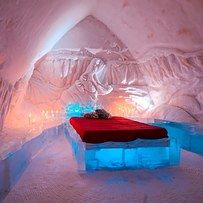 Ice Hotel, Quebec City | 14 Places To Sleep In Canada That Are Beyond Your Wildest Dreams