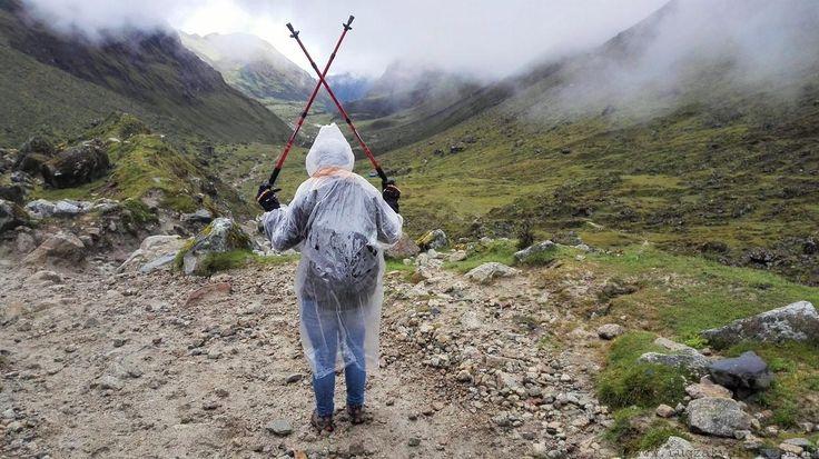 Salkantay trek Machu Picchu - Backpack outfit - Rugzakvolreizen.nl