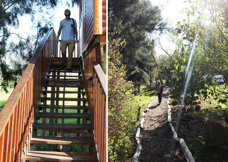 Tulbagh, weekend away, baby moon idea, treehouse in tulbagh, tree house, spa bath, baby moon