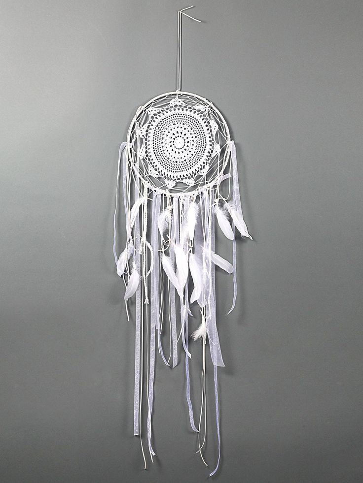 Lace Dreams Dreamcatcher - Found Objects | Vanessa Mooney Jewelry