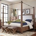 Donny Osmond Home Madeleine Queen Canopy Bed - Coaster Fine Furniture