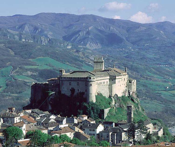 Bardi Castle, Parma, Italy