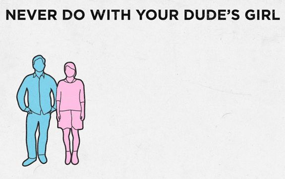 MTV Girl Code Tumblr | Funny GIFs & Illustrations From This Week's New 'Guy Code'