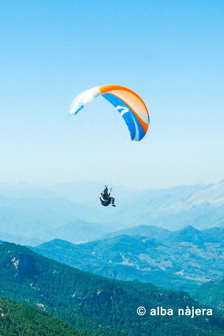 Flying free #landscape #nature #sky #free #happy #feelings #potrait
