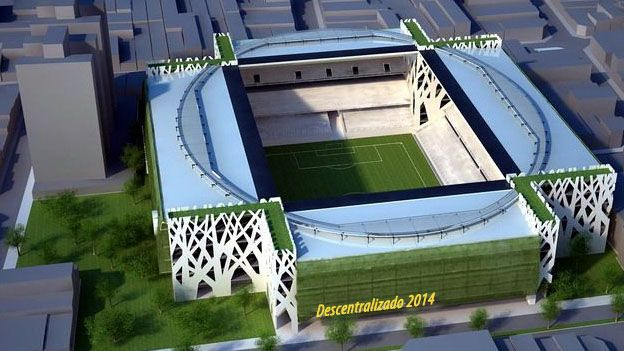 ¿Construir un estadio de fútbol en Perú es rentable? (INFORME) . #Depor