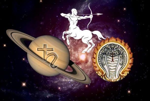 Rahu in Gemini Ketu in Sagittarius 2019-2020 - Vedic