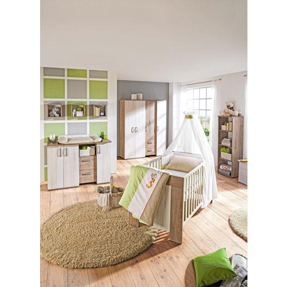 Epic H henverstellbares Gitterbett von MY BABY LOU der Hit im Kinderzimmer Baby Pinterest