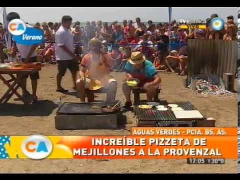 Show de pizzas playeras parte 2 youtube videos de for Youtube videos de cocina