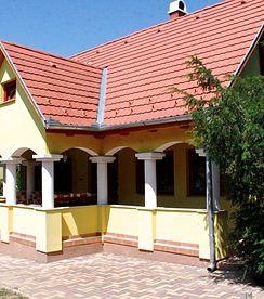 Wunderbar gelegenes 4-Zi. EFH / Ferienhaus an ruhiger Lage - nur 10 Min vom Balaton - Preis CHF 120'000