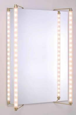 #Badezimmerspiegel Betec Bad Make up 4b