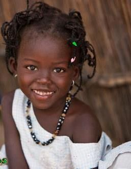 A Precious Sweetheart from Africa