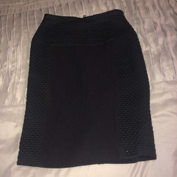 PRICE DROP! Authentic Burberry skirt Stunning Burberry pencil skirt. Weave pattern. Never worn! Burberry Skirts Pencil