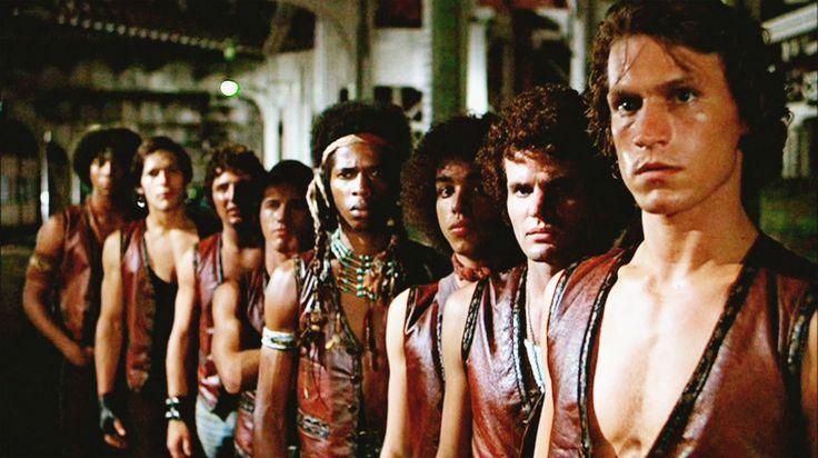 Joe and Anthony Russo are working on The Warriors TV show. Details here