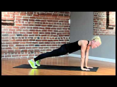 5 Minute Crunchless Core Workout (Video!) ‹ Hello Healthy