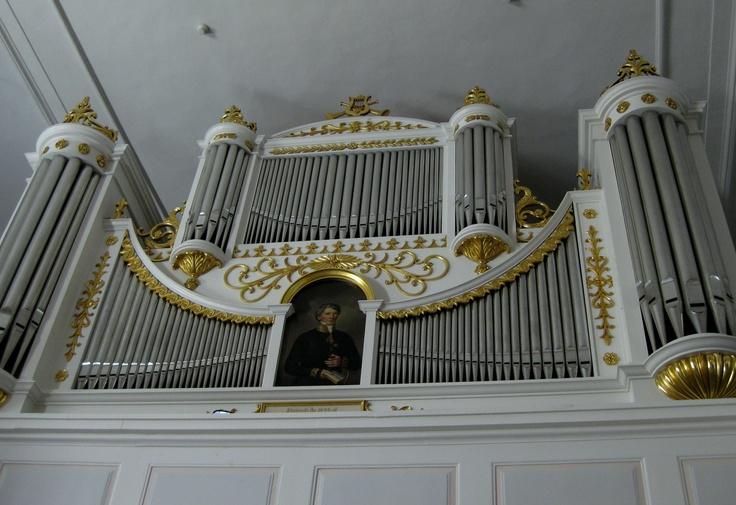 Finland; Tammisaari Church