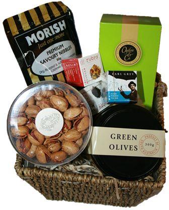 Bloomin Boxes :: Savoury Basket