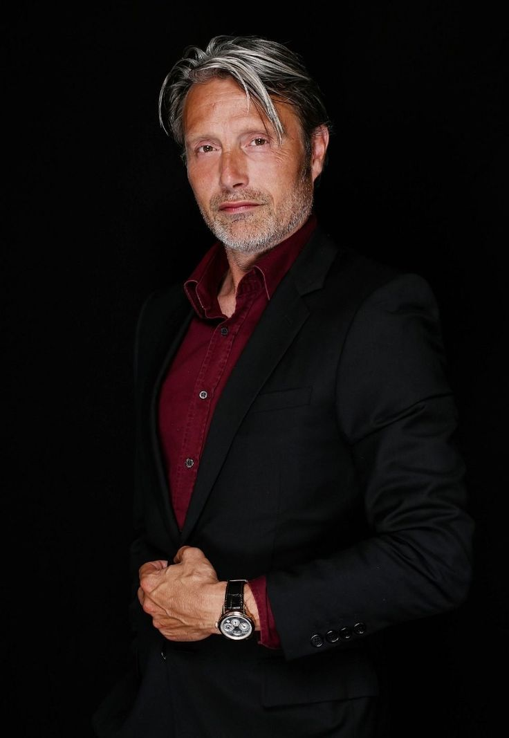 Mads & Hannibal — currently-obsessed-with-mads: Mads Mikkelsen...