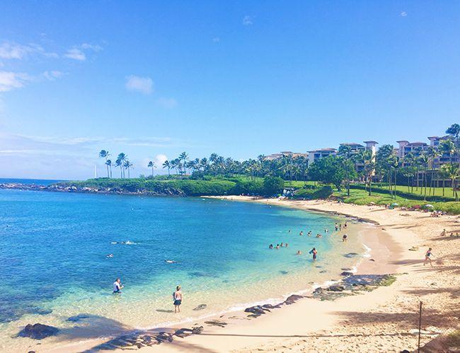 Hotel Hotspot Ritz Carlton Kapalua Maui Hotels Travel