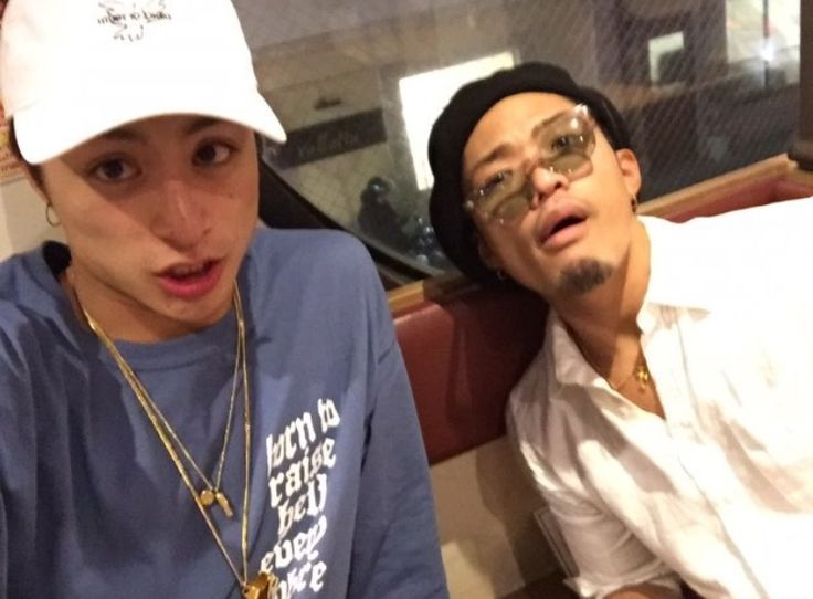 GENERATIONS from EXILE TRIBE 白濱亜嵐 数原龍友