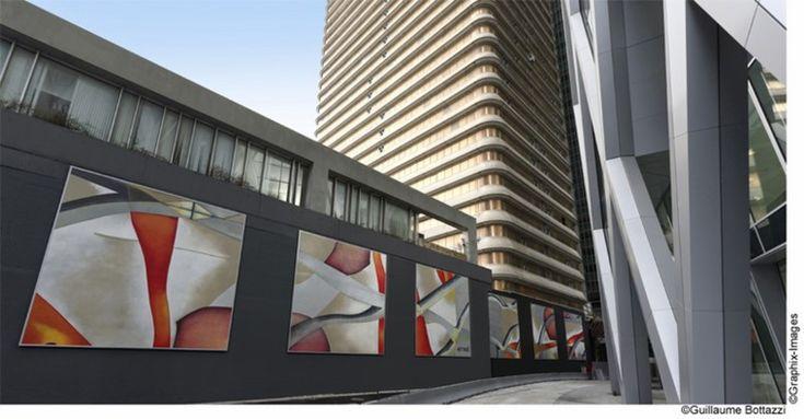 Guillaume Bottazzi : Une nouvelle œuvre d'art à La Défensesur déplacement pro Lors de leur prochain déplacement professionnel à La Défense, les voyageurs d'affaires vont pouvoir admirer une nouvel...