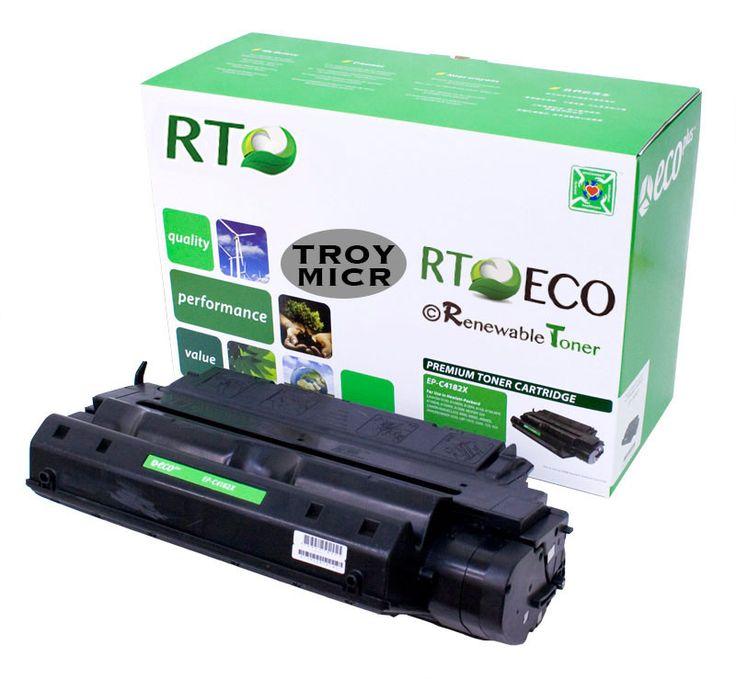 Troy 02-81023-001 | C4182X (82X) MICR Toner Cartridge