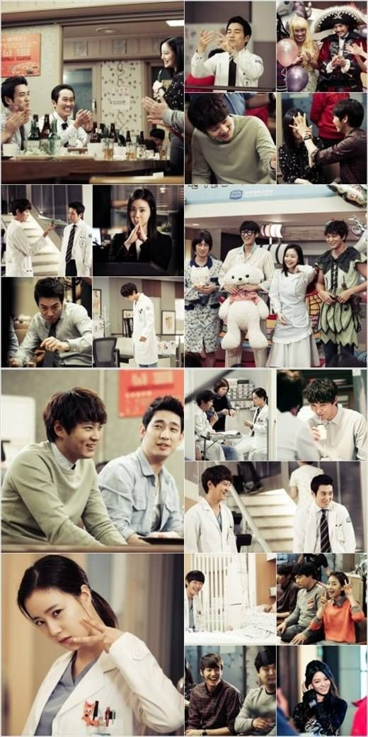 'Good Doctor' unveils BTS photos of the cast celebrating the last day of filming   allkpop