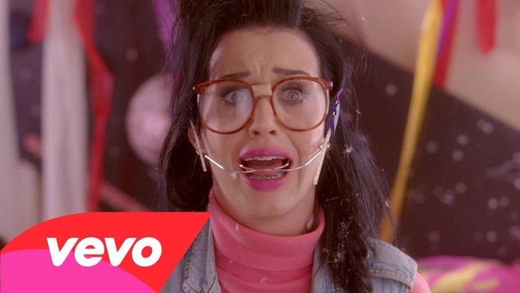 Katy Perry - Last Friday Night (T.G.I.F.). I'm watching her movie right now and I like her even more, she's just an awesome person. Wish I liked her music more, but this video is hilarious!