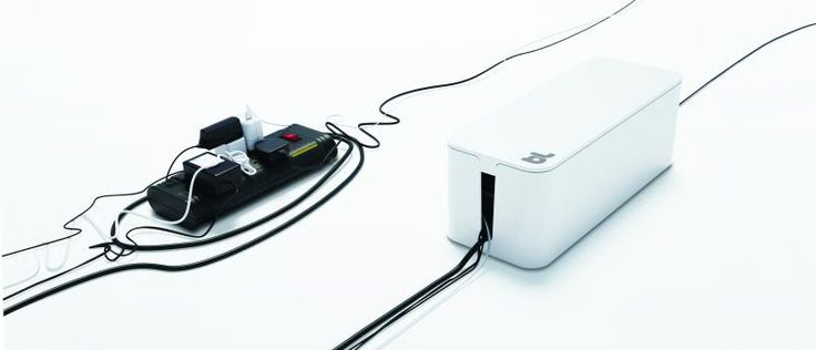 Bluelounge cord management on Cool Mom Tech