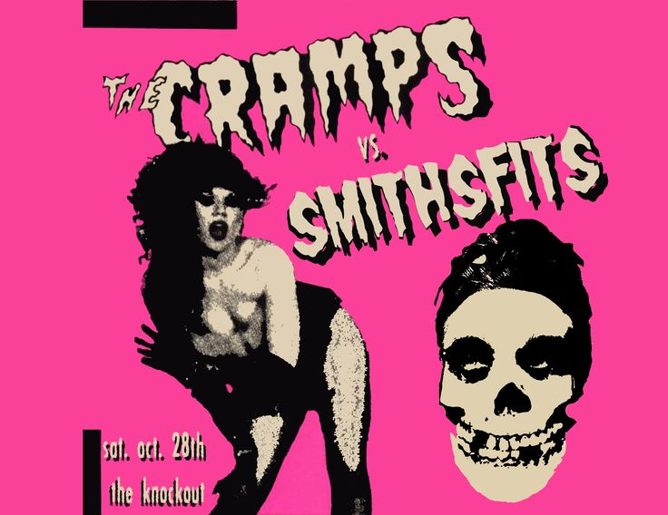 the cramps flyer - Google 検索