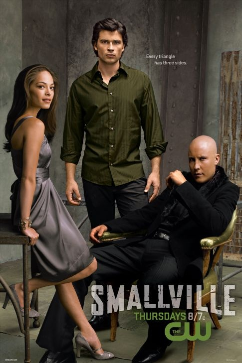 Smallville. I loved watching smallville.Please check out my website thanks. www.photopix.co.nz