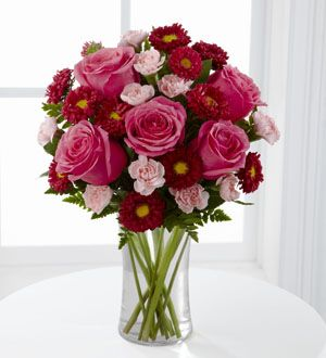 The FTD® Precious Heart™ Bouquet  http://www.mapleavenueflowers.com/product/the-ftd-precious-heart-bouquet-2012/display