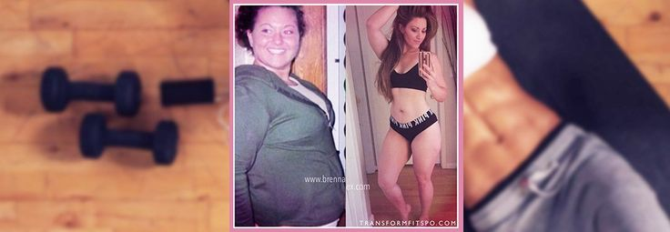 Brenna shares advice from her body transformation plan. Giving small steps that you can do each day to get big results! Read the post for all the info!