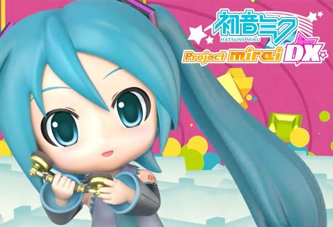 Hatsune Miku: Project Mirai DX Game Review   In Hatsune Miku: Project Mirai DX, Miku and her band of Vocaloid pals appearance all are in super deformed chibi, inspired by Nendoroid toys the characters all feature big, distended heads and small or petite body frames which look like a baby version of vocaloids.  Read more: http://reviewgamers.com/gamereviews/hatsune-miku-project-mirai-dx-game-review  #projectmirai #miku #mikuhatsune #projectmiraidx #3ds #nintendo #projectmiraidxreview
