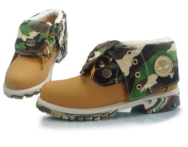 Timberland Men's Roll Top Boots-22 description