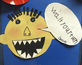 First Grade Wow: Great Start!!  David Goes to School...rules bubble and head…