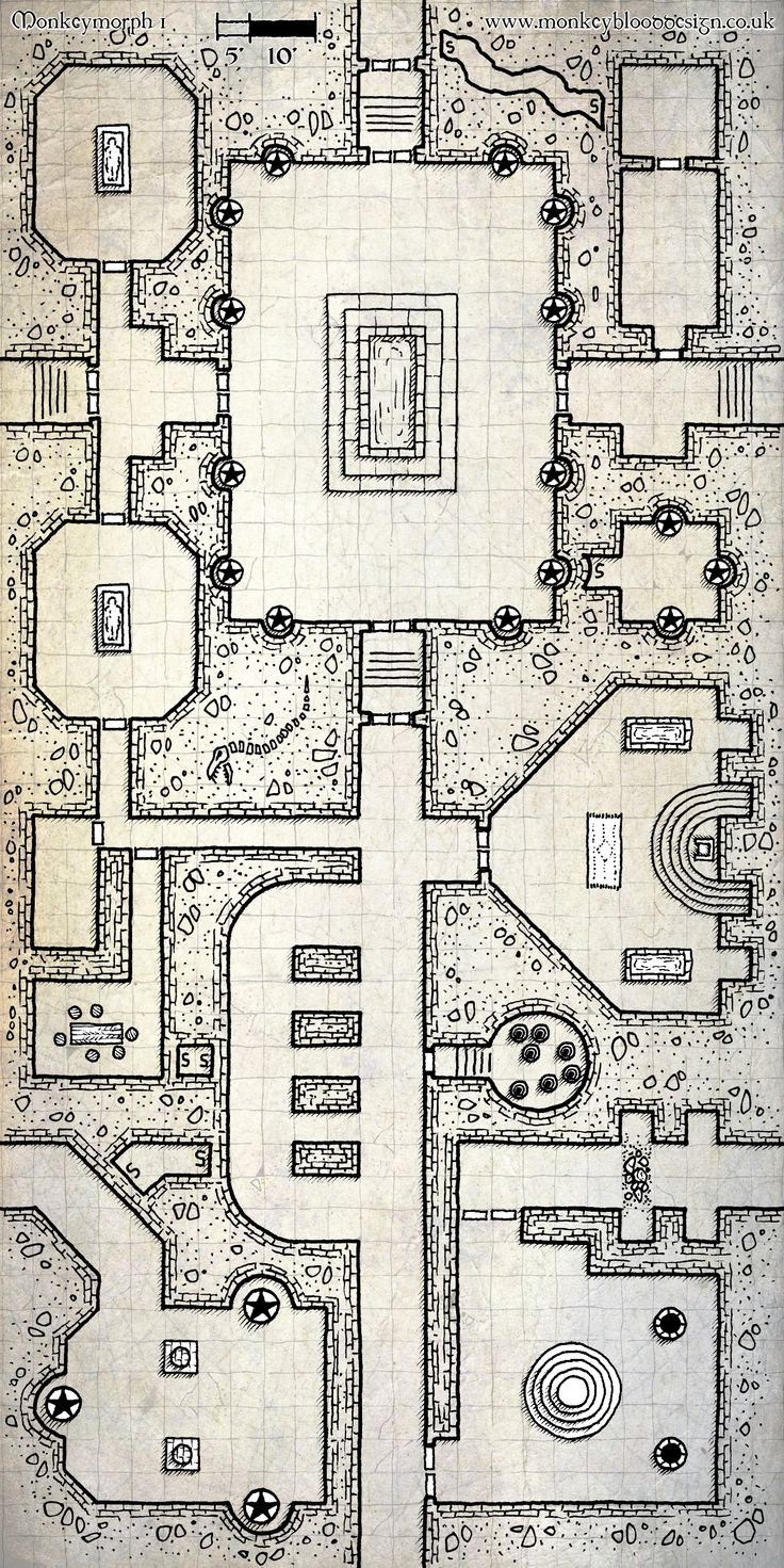 347 best Game Level Design Reference images on Pinterest | Dungeon ...