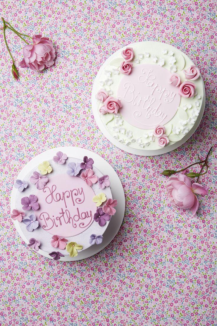 24 best Peggy Porschen Birthday Cakes images on Pinterest Birthday