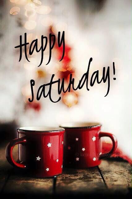 Happy Saturday coffee! I trust life is being good to you this morning...be blessed:)