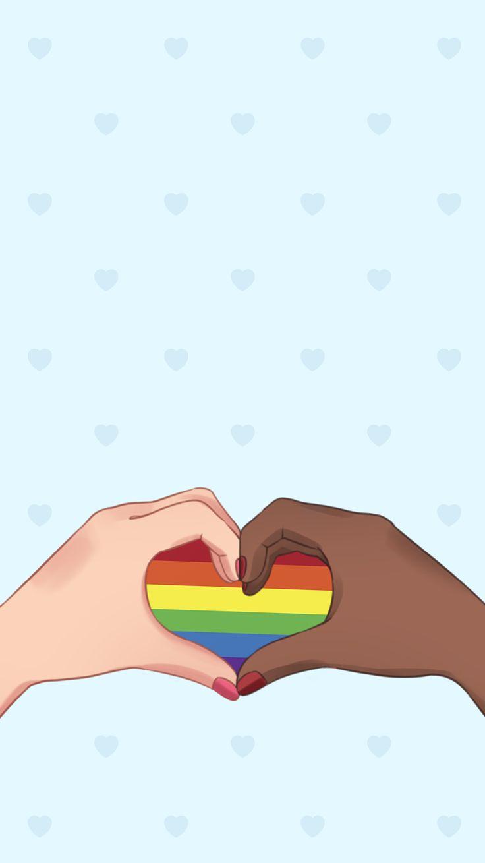 Tumblr Wallpaper, Love Wallpaper, Gay Aesthetic, Lgbt Community, Cute Gay, Gay Pride, Cute Wallpapers, Bunt, Photos