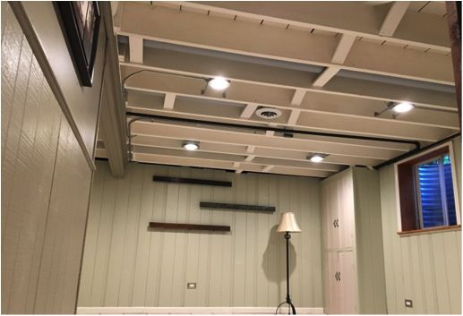 Painting Exposed Wood Ceiling: Best 25+ Painted Wood Ceiling Ideas On Pinterest
