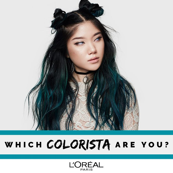 Don't just DIY. #DoItYourWay with the new Colorista Washout from L'Oréal Paris.  Made by Coloristas, for Coloristas—Colorista Washout is a semi-permanent hair colour that lets you switch and change your color whenever you want.  Find out which Colorista you are today and join the colour revolution.