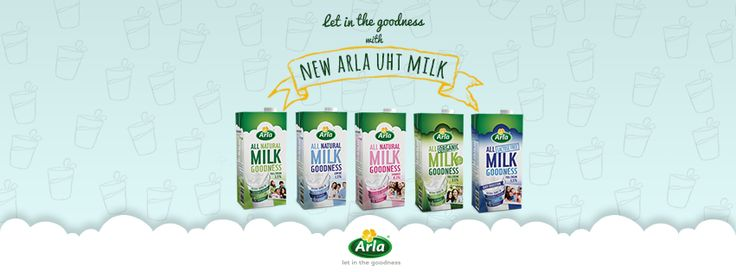 Our Milk Goodness is quite simply all the natural goodness, vitamins and minerals of fresh cow's milk squeezed into one tasty pack. This makes it a naturally good source of healthy nutrition for the whole family.
