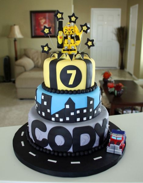 48 best Transformers birthday ideas images on Pinterest