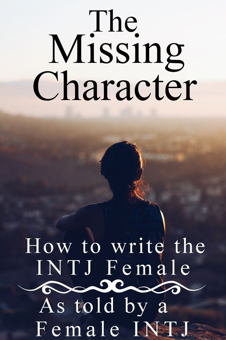 Women seeking intj men