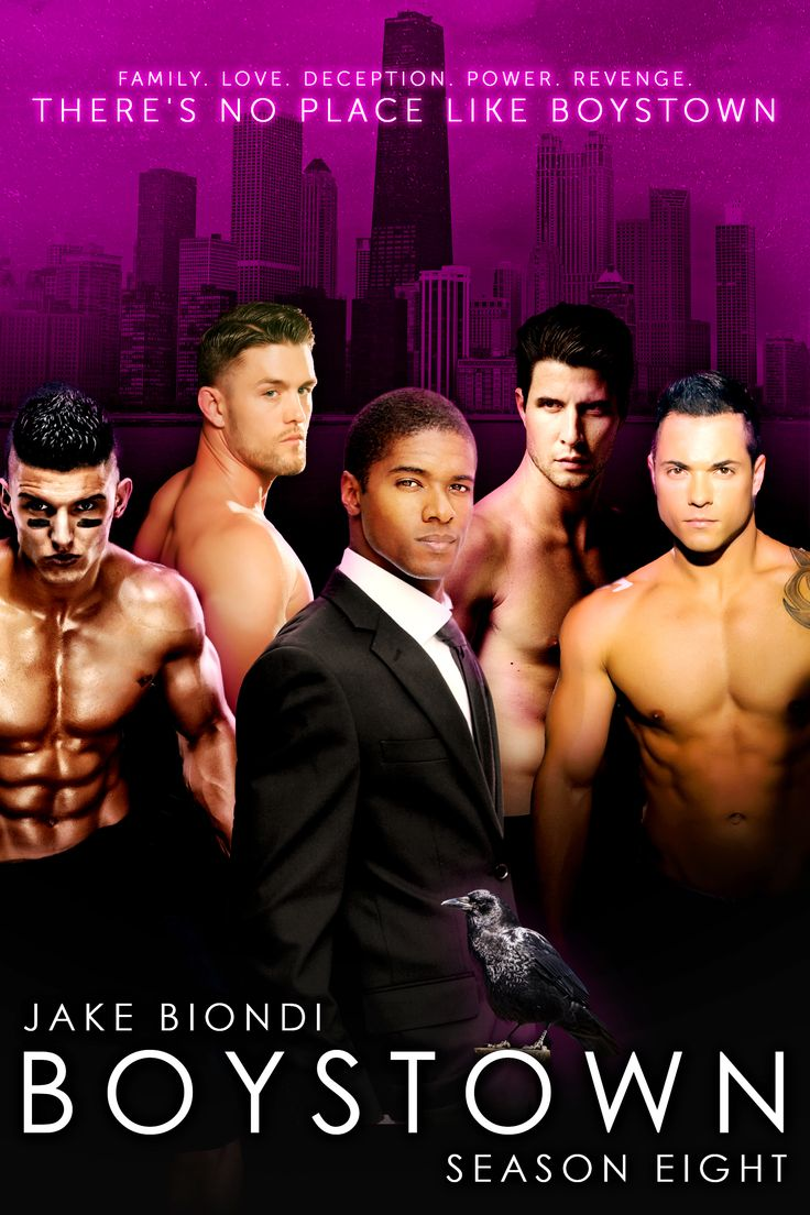 Order your paperback copies of BOYSTOWN Season Eight now!  https://www.amazon.com/dp/1979729395/ref=sr_1_3?ie=UTF8&qid=1517873324&sr=8-3&keywords=jake+biondi