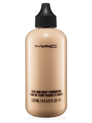 Best foundation for face and body: MAC Cosmetics - CosmopolitanUK