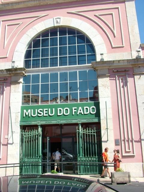 Fado Museum in Lisbon - Portugal