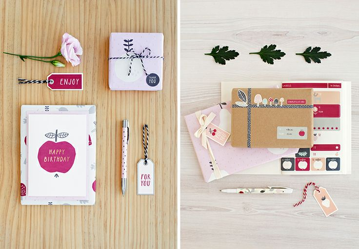 Simple and stylish gift wrapping is easy when you've got the right tools and tips to get started. Discover how with kikki.K's Uppsala Collection. www.kikki-k.com/blog