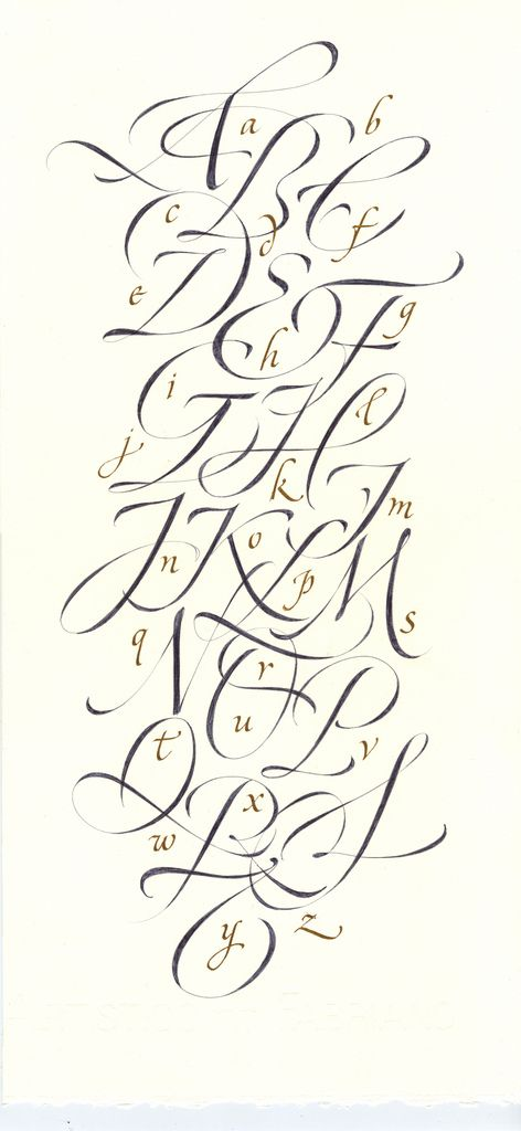 #calligraphy of Mont Blanc