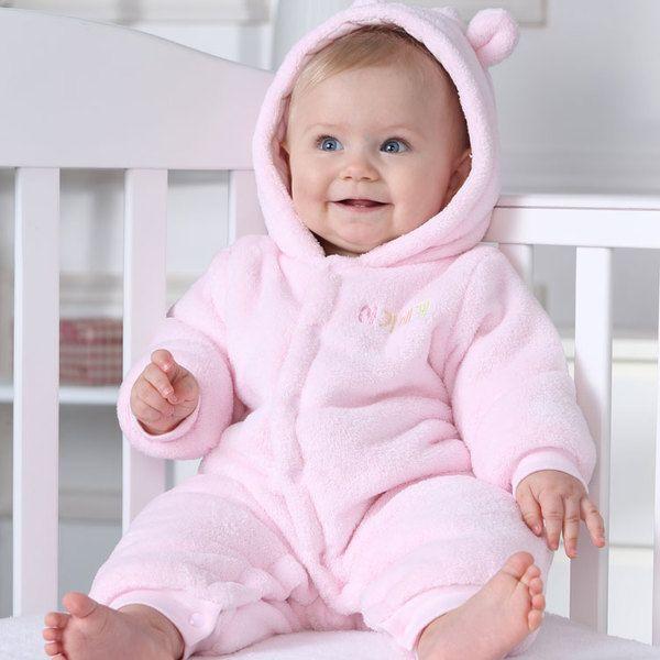 Ползунки, комбинезоны из Китая :: Onesies baby коралловые флис с утолщенными теплые детские пижамы одежду Ромпер для новорожденных одежда Осень/зима.